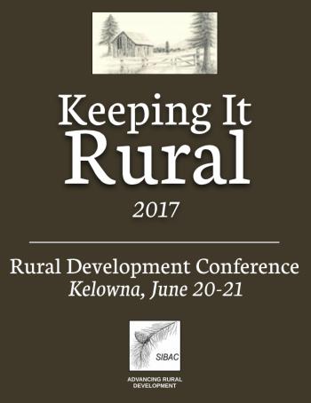 Keeping It Rural 2017 Program