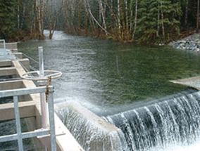 China Creek micro-hydro