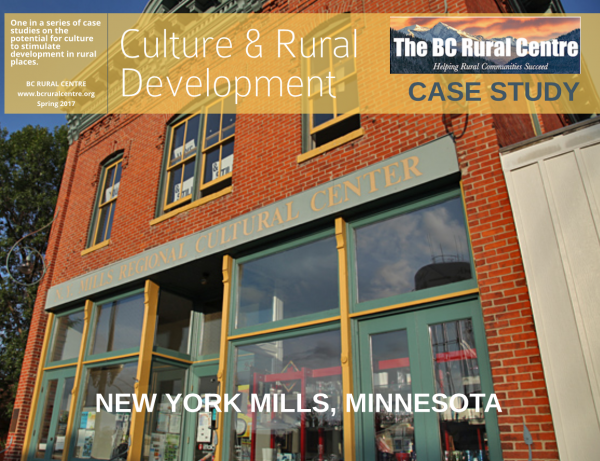 Culture rural development in new york mills have gone hand in hand the publicscrutiny Gallery