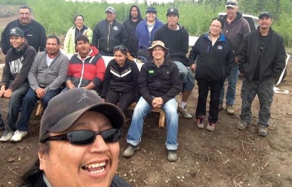 Garden Hill First Nation rocks!