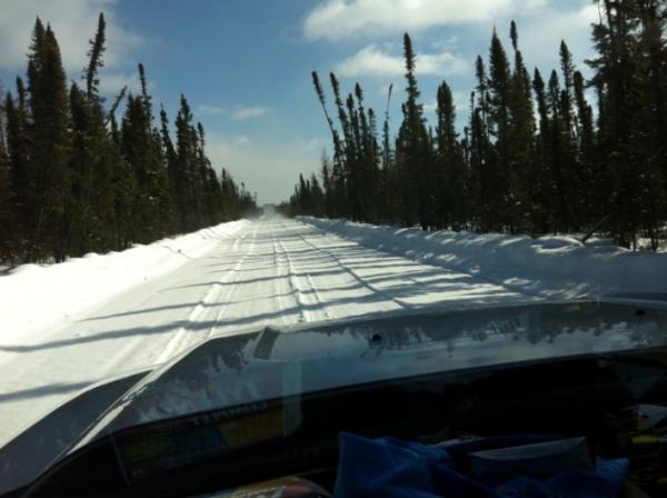 Garden Hill First Nation is remote
