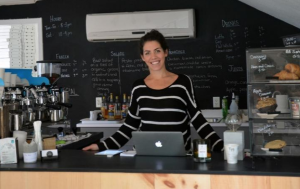 Cafe culture comes to rural Ontario