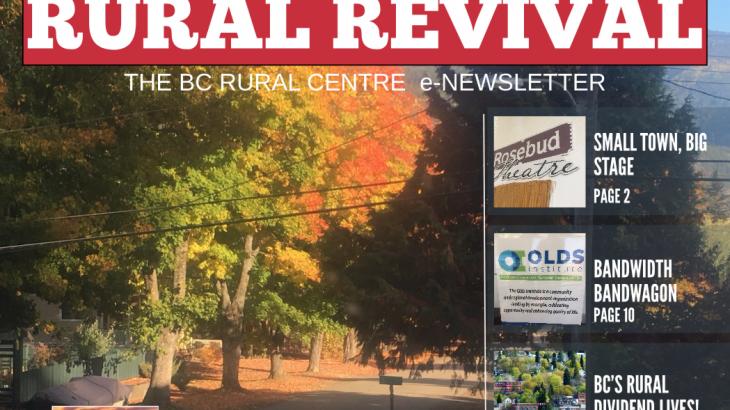 October e-Newsletter