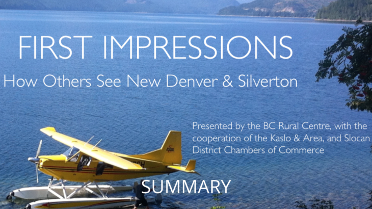 New Denver/Silverton