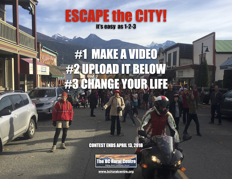 Escape the City contest launches