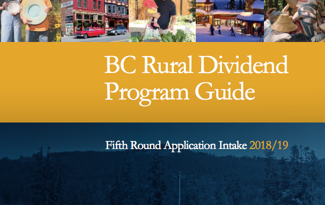 New Rural Dividend announces new intake