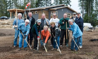 Gabriola Island pitches in for health